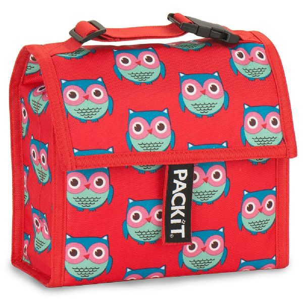 Packit Mini Cooler - Owls